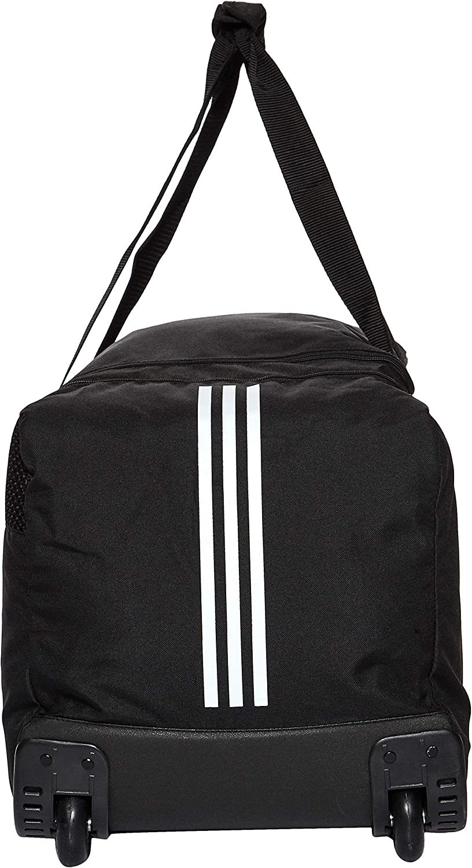 Black//White adidas Tiro Du XL WW Bolsa Lona de Deporte NS Unisex Adulto