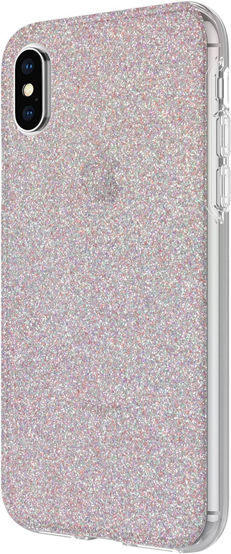 Incipio Design Series Case for Apple iPhone X - Multi-Glitter