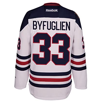 reputable site 6a159 e6d84 Dustin Byfuglien Winnipeg Jets 2016 NHL Heritage Classic ...