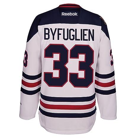 Dustin Byfuglien Winnipeg Jets 2016 NHL Heritage Classic Premier Replica  Jersey - Size Medium  Amazon.ca  Sports   Outdoors daab5e919