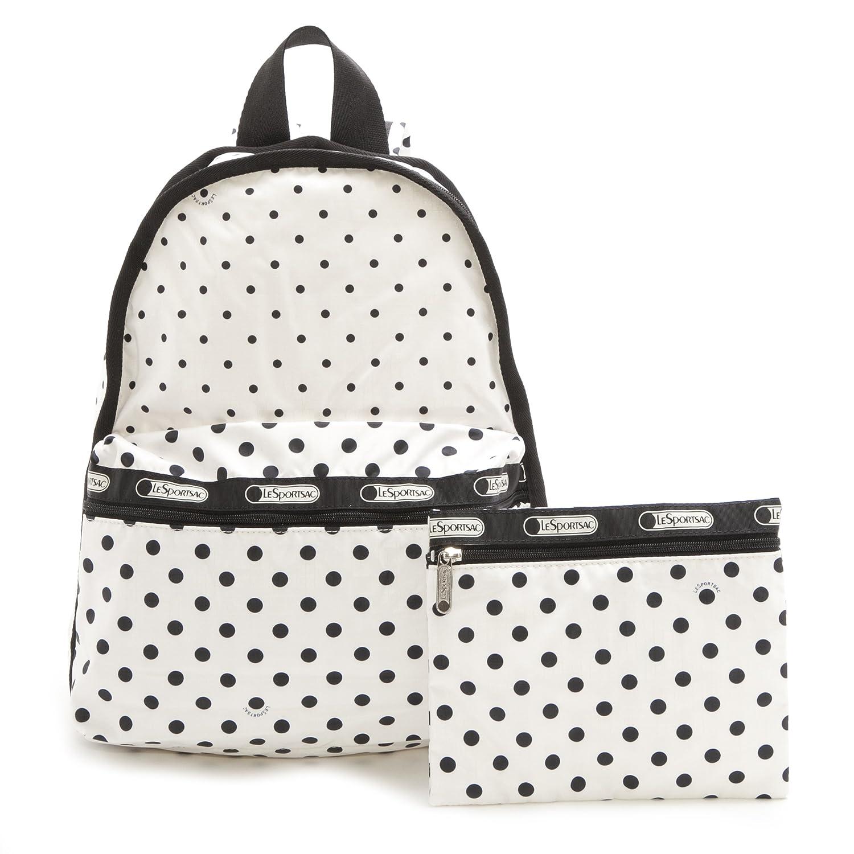 (レスポートサック) LeSportsac リュックサック 7812 Basic Backpack レディース [並行輸入品] B07DCKKB6C  D820