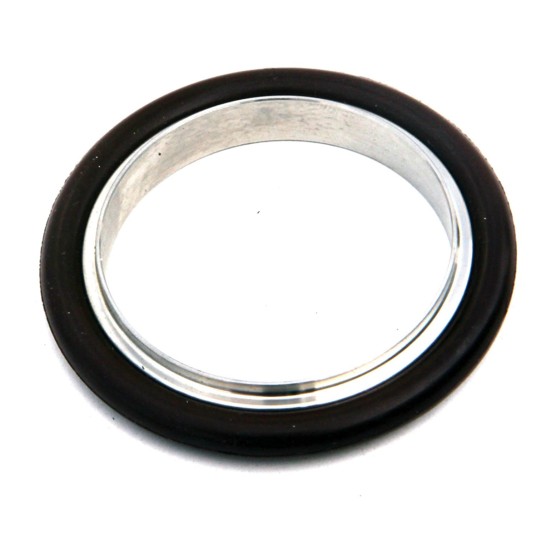 HFS (R) STAINLESS STEEL Flange Centering Clamp Ring for Degassing Vacuum Ovens (KF25)