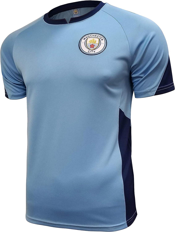 Icon Sports Manchester City F.C. Stadium Class Jersey