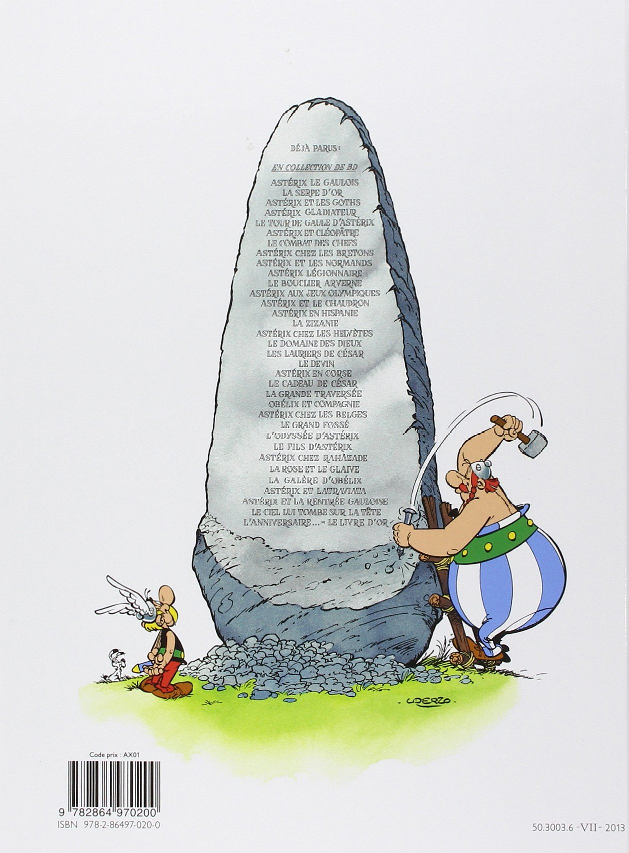Astérix - chez Rahazade - n°28 (Asterix) by Brand: Hodder Children's Books