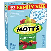 Deals on Motts Fruit Snacks Medleys Assorted Gluten Free 32-Oz