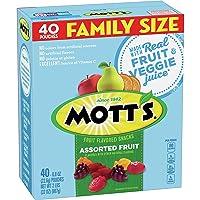Deals on Motts Fruit Snacks Medleys Assorted Gluten Free 32-Oz