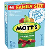 Mott's Medleys Assorted Fruit Snacks, Gluten Free, 32 oz