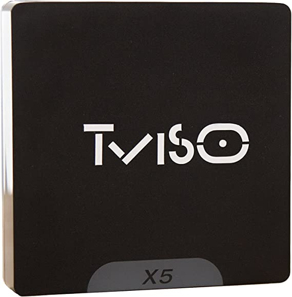 TvisoTV - Windows TV Box, Streaming Media Player, Smart TV Box (HD, Windows 10, HDMI TV, WiFi 2.4GHz, BT 4.0, 2 GB RAM, 1.92 GHz): Amazon.es: Electrónica