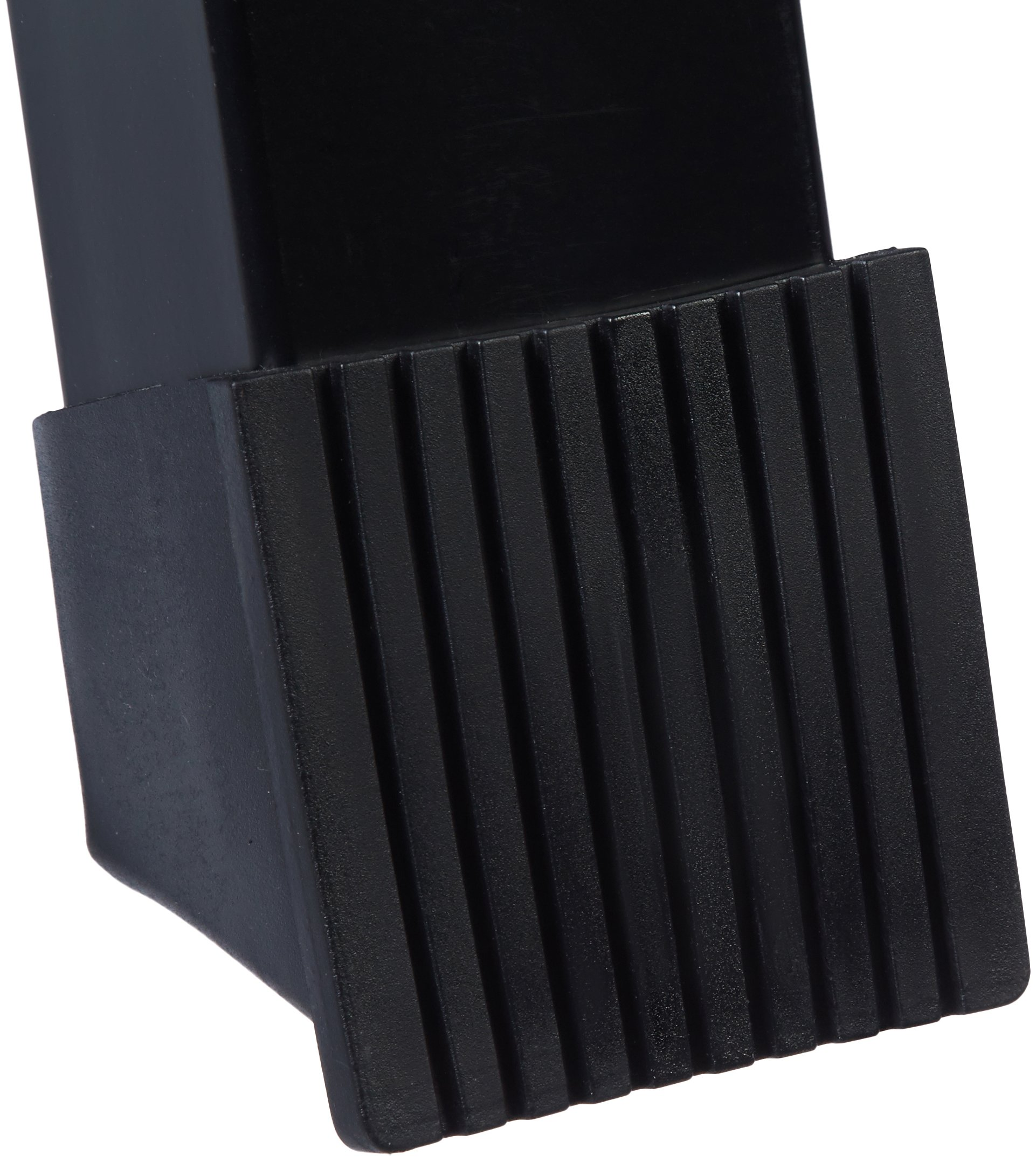 AmazonBasics Flat Weight Workout Exercise Bench 41 x 20 x 18 Inches, Black