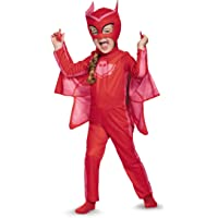 (Large/4-6X) - Disguise Owlette Classic Toddler PJ Masks Costume, Large/4-6X