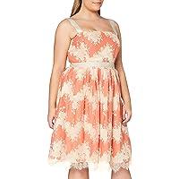 Gina Bacconi Women's Raina Lace Dress Vestido de cctel para Mujer