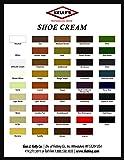 Kelly's Shoe Cream - Professional Shoe Polish - 1.5 oz - Olive