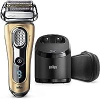 Braun Series 9 9299 cc - Afeitadora eléctrica hombre Wet&Dry, afeitadora barba con…