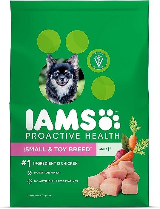 Top 10 Iams Healthy Naturals Dog Food Sensitive