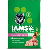 IAMS Proactive Health Dry Dog Food, Small & Toy Breed, 6 lbs. (Standard Packaging)