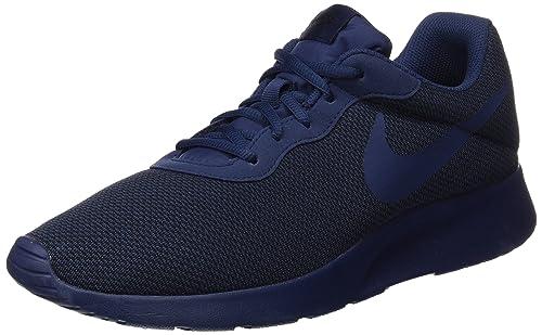 Nike 844887, Zapatillas para Hombre, Azul (Azul), 43 EU