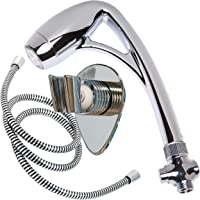 ETL 26181 Plastic Body Spa Oxygenics Shower with 60 Hose