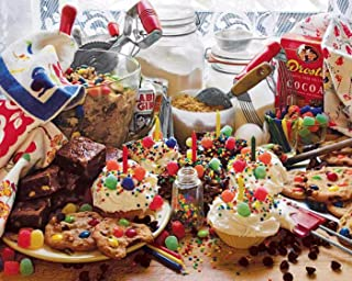 product image for Springbok 1000 Piece Jigsaw Puzzle Treats and Sweets