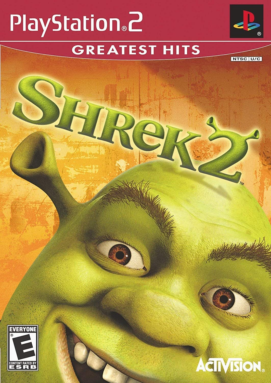 Shrek 2 - PlayStation 2 (Renewed)