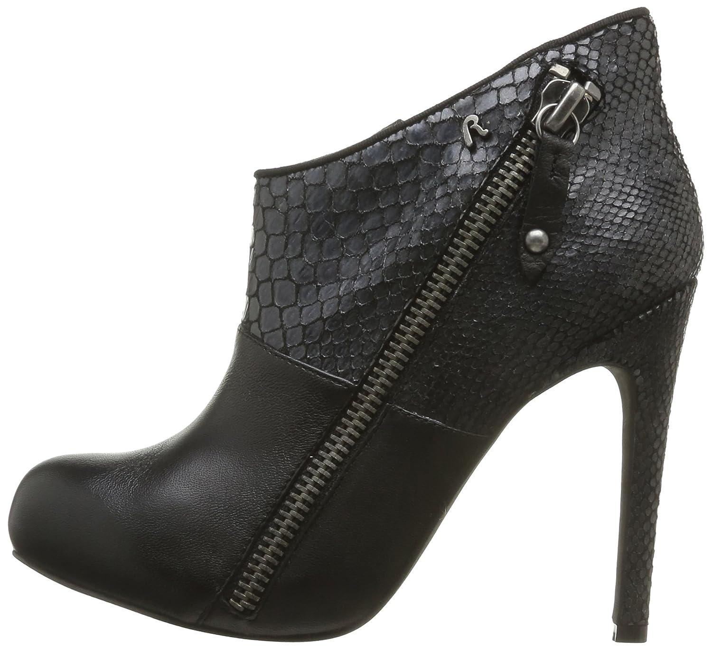 Replay Tarnie - Zapatos para mujer  38 EU Replay Tarnie - Zapatos para mujer  Talla 22 Zapatos negros de otoño de punta redonda formales para mujer oeXIF0QA