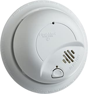 First Alert Sc9120bca Hardwire Combination Carbon Monoxide And Smoke