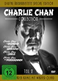 Charlie Chan Collection - Teil 2 [Special Edition] [4 DVDs]