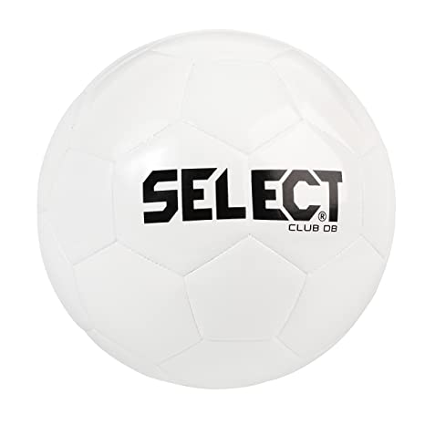 brand new 9b939 acd1b Select Club Db Soccer Ball, White, Size 3