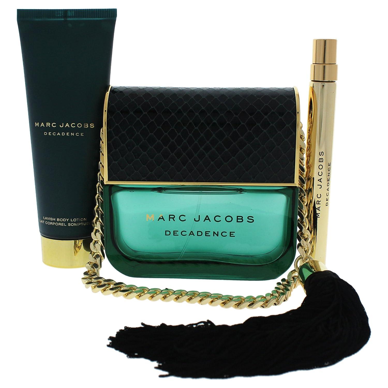 Amazon.com   Marc Jacobs Decadence for Women 3 Piece Gift Set   Beauty 72f3ebafc6bc