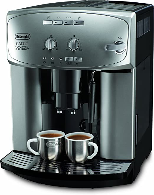 DeLonghi Magnifica ESAM 2200 - Máquina de café, goteo, granos de ...