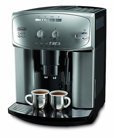 DeLonghi Magnifica ESAM 2200 - Máquina de café, goteo, granos de café, café
