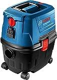 ボッシュ(BOSCH) 集じん機 乾湿両用 ブロワ機能 5mコード フィルター清掃スイッチ 電動工具用連動コンセント付き GAS10PS