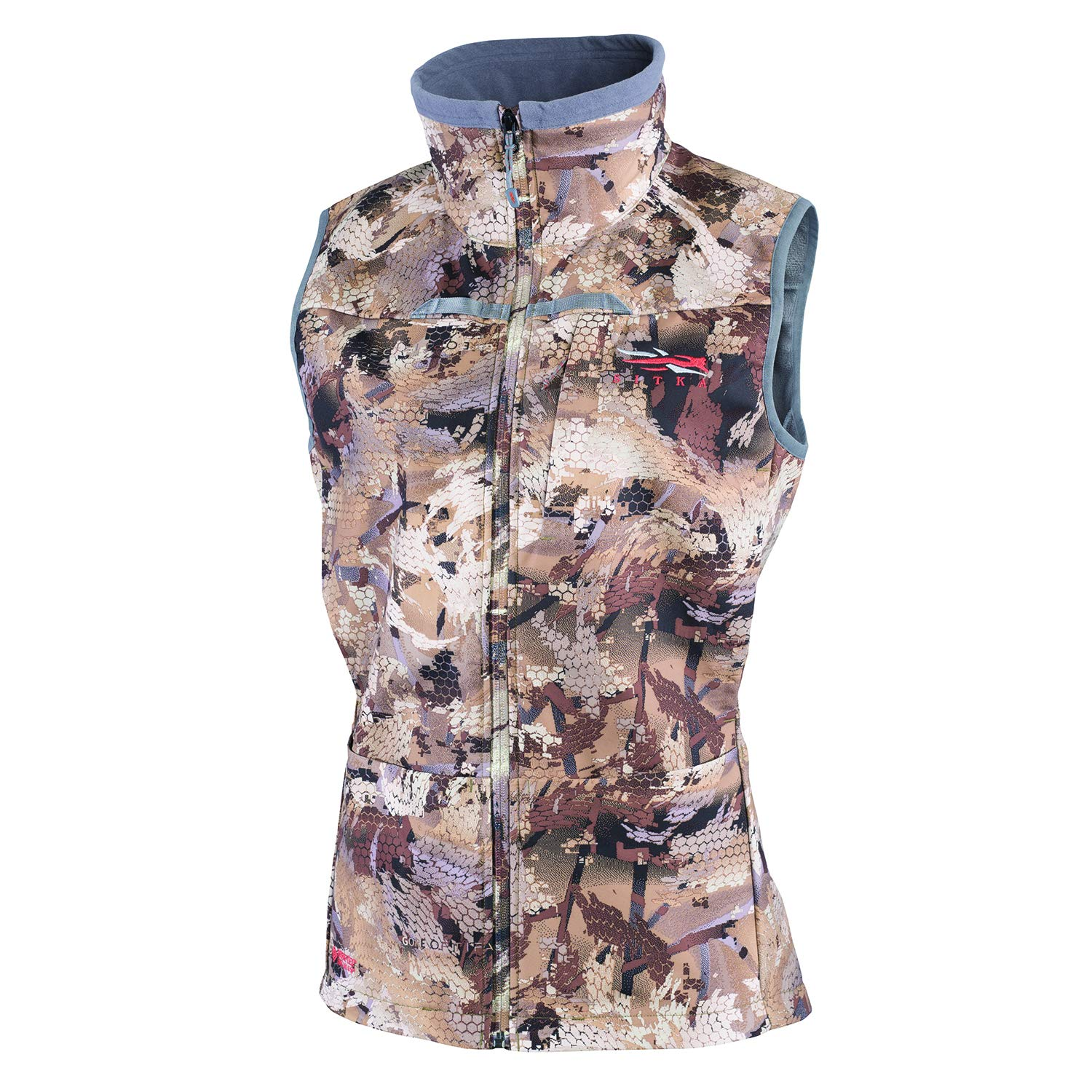 Women's Dakota Vest Optifade Waterfowl X Small by SITKA