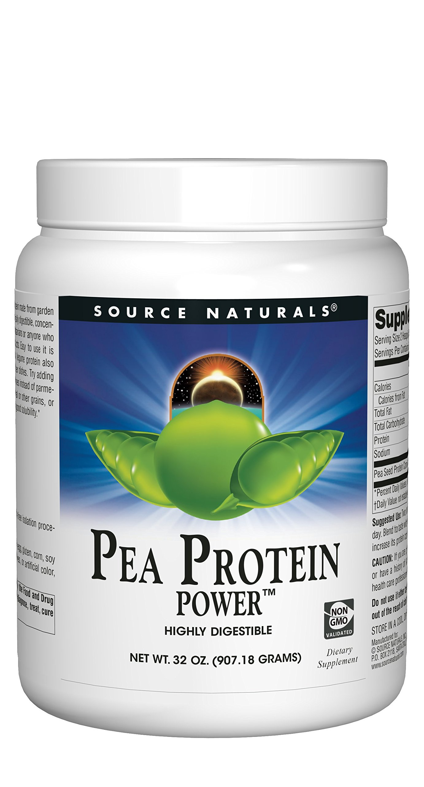 Amazon.com: Source Naturals Brown Rice Protein Powder, 32