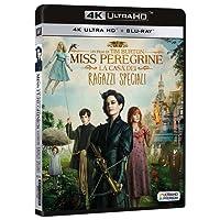 Miss Peregrine - La Casa Dei Ragazzi Speciali (Blu-Ray 4K Ultra HD+Blu-Ray) [Blu-ray]