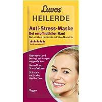 Luvos Botbar Anti-stress Kräm Ansiktsmask, 2 x 7,5 ml