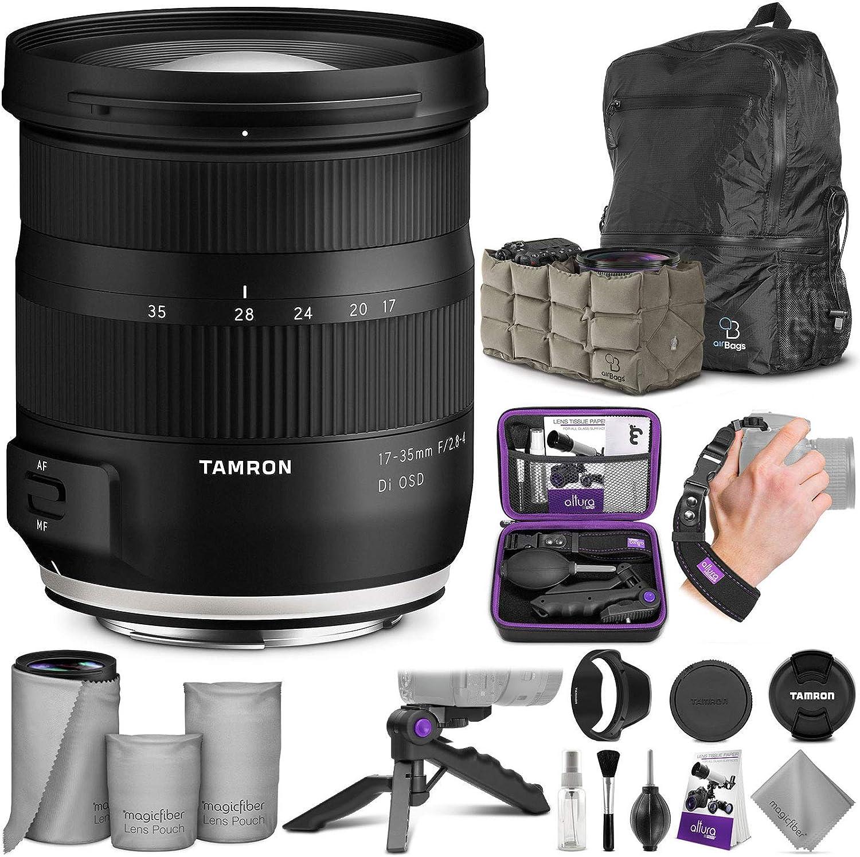 Tamron 17 35 Mm F 2 8 4 Di Osd Objektiv Für Nikon F Mit Kamera