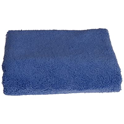 UTowels Microfiber Plush Drying Towels, Blue, 12 Piece: Automotive