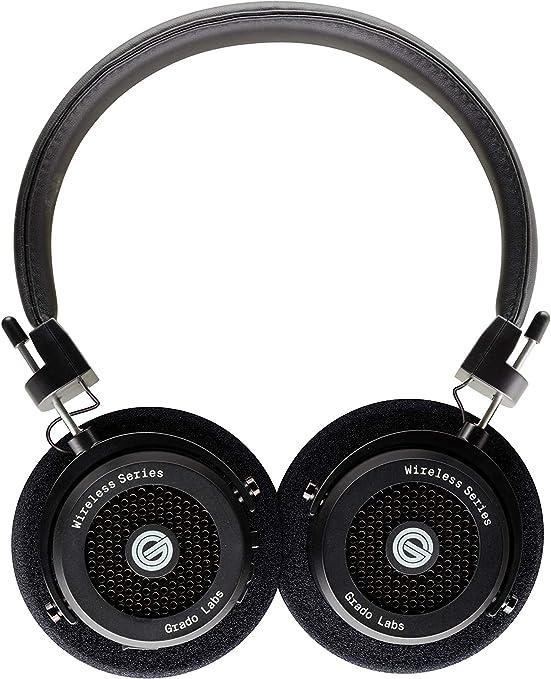 Amazon Com Grado Gw100 Wireless Bluetooth Headphones Open Back And On Ear Home Audio Theater