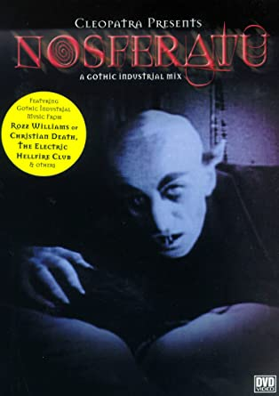 Various Artists - Nosferatu: A Gothic Industrial Mix Reino ...