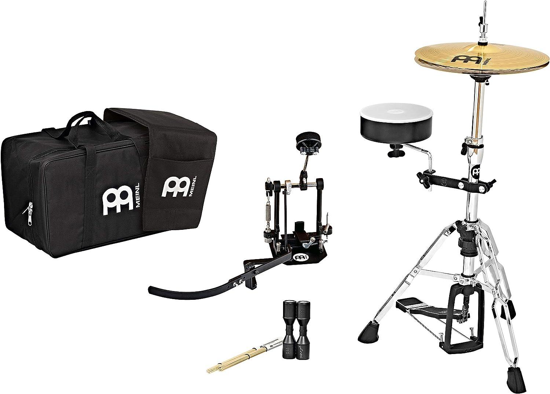 MEINL Percussion Cajon Drum Set - Kit de conversión(CAJ-KIT)