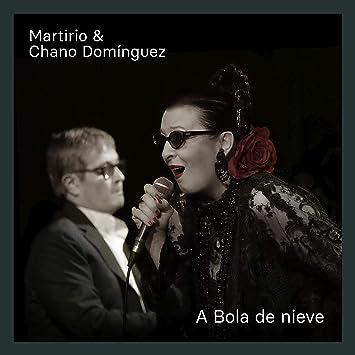 A Bola de Nieve: Martirio y Chano Domínguez, Martirio y Chano Domínguez: Amazon.es: Música