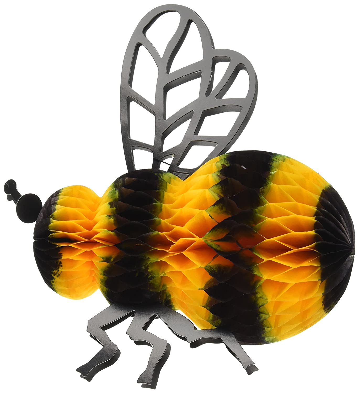 Beistle 55714 Tissue Bee, 8-Inch The Beistle Company