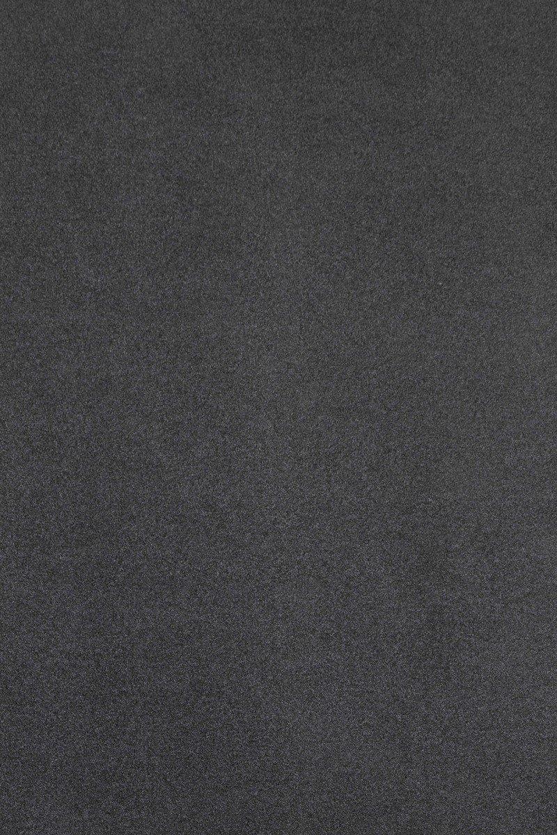 Havatex Teppich Melange Frieze Athen - und schadstoffgeprüft   robust pflegeleicht und schmutzresistent   Küche Wohnzimmer Schlafzimmer Spielzimmer Kinderzimmer, Farbe Anthrazit, Größe 300 x 400 cm