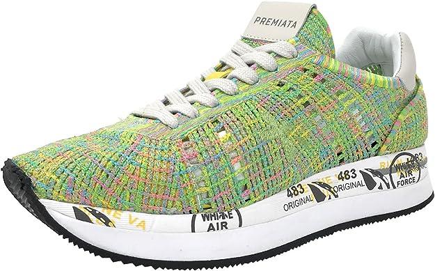 Premiata Conny V-1806, Zapatillas Deportivas para Mujer, Negro, 39: Amazon.es: Zapatos y complementos
