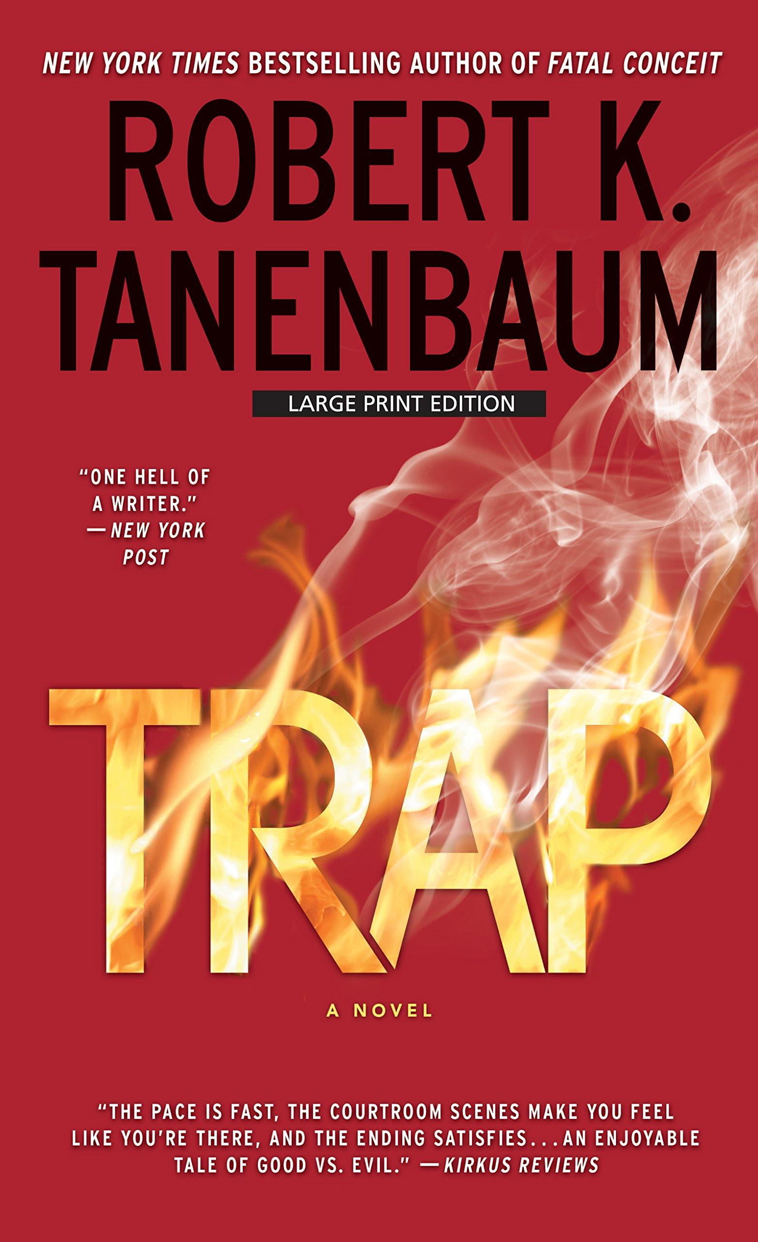 Read Online Trap (Butch Karp / Marlene Ciampi) ebook