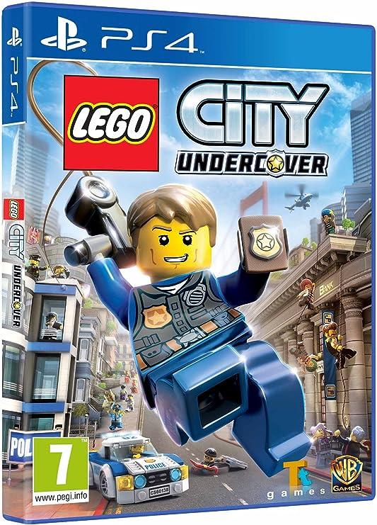 Lego City Undercover: Amazon.es: Videojuegos