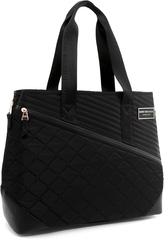 Calvin Klein Mulsanne Travel Tote, black, One Size