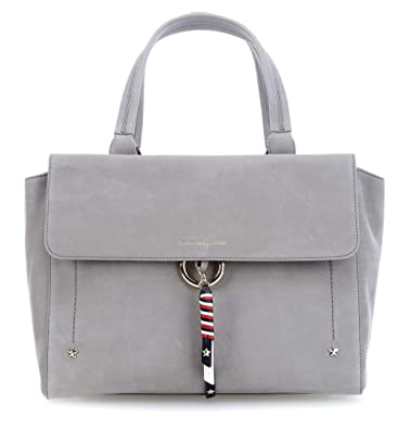 3efc854d Tommy Hilfiger Heritage Handbag Light Grey: Amazon.co.uk: Shoes & Bags