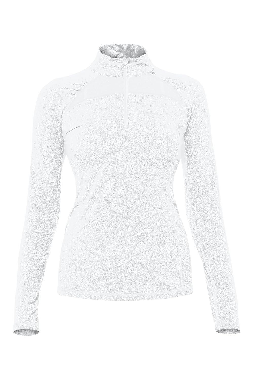 Lija Womens Stride 14 Zip Pullover