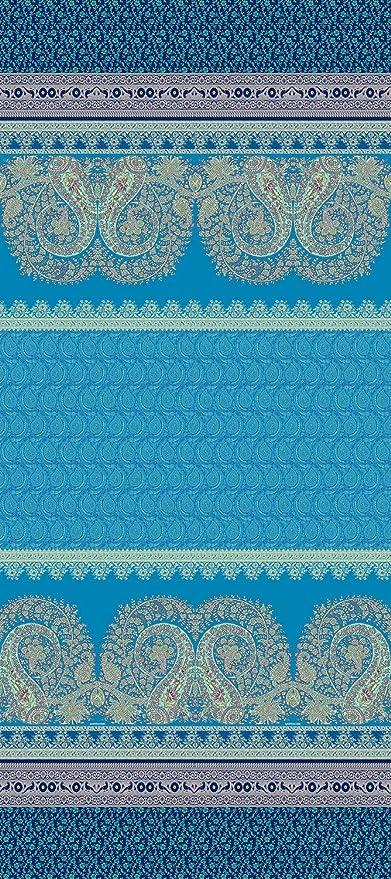180 x 270 Ravello V3 Blau Bassetti Granfoulard